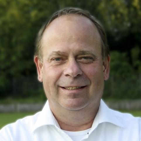 Vrijwilliger aan de bal - Eric Joossen