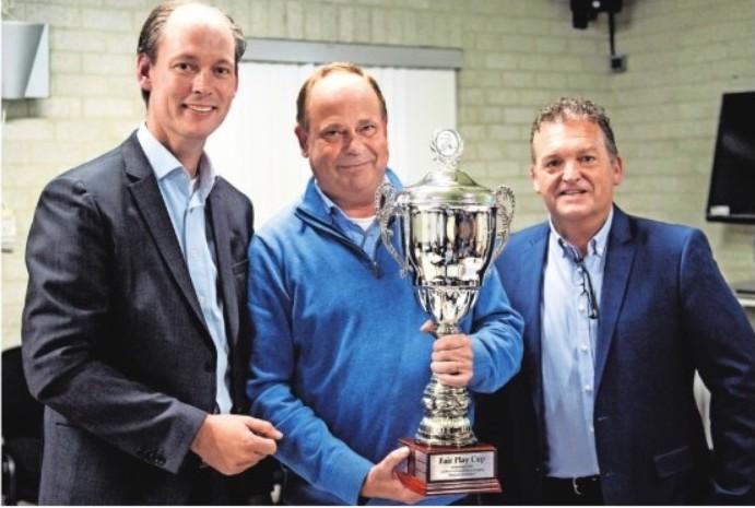 ONZE CLUB HAALT OPNIEUW DE FAIR PLAY CUP BINNEN