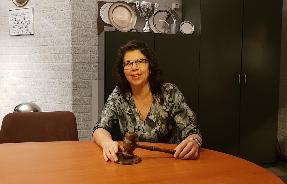 Even voorstellen: Christel Geerts, onze nieuwe voorzitter