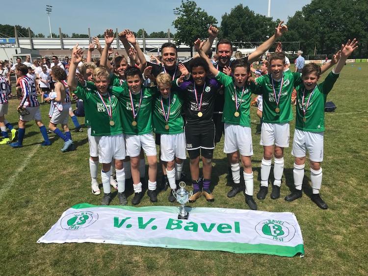 Jongensdromen komen uit: kampioen hoofdklasse en districtsbekerwinnaar