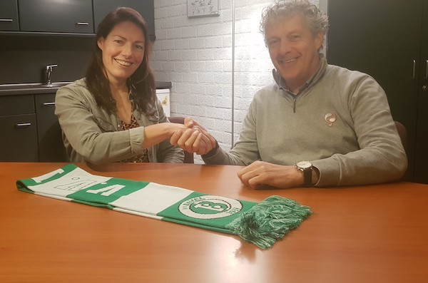 Astrid Wagener nieuwe voorzitter commissie vrouwen- en meidenvoetbal