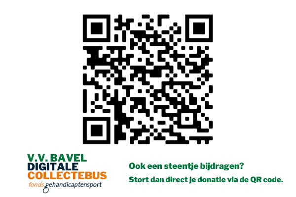 Online collecte fonds gehandicaptensport en v.v. Bavel