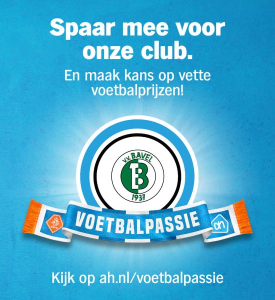 Help ons en spaar mee bij de Albert Heijn met Voetbalpassie!